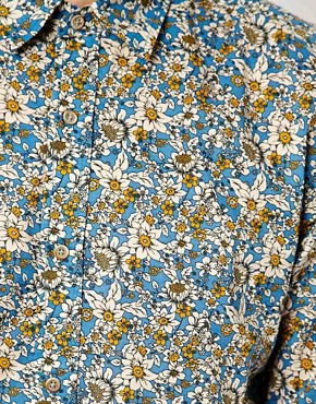 Image 3 ofAntony Morato Floral Shirt