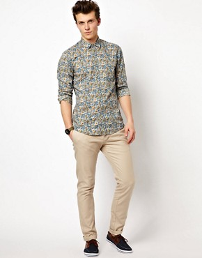 Image 4 ofAntony Morato Floral Shirt