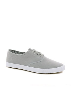 Image 1 ofASOS Oxford Plimsolls