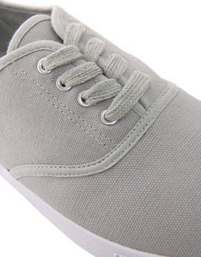 Image 2 ofASOS Oxford Plimsolls