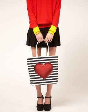 Bild 3 von Moschino Cheap & Chic  Sailor Chic  Shopper-Tasche