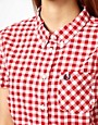 Image 3 of Fred Perry Classic Gingham Shirt