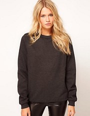 Sudadera estilo boyfriend de ASOS