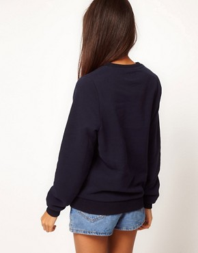 Image 2 ofASOS Boyfriend Sweatshirt