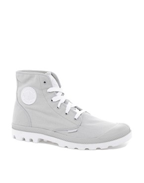 Image 1 ofPalladium Blanc Hi Boots