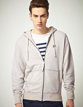 Image 1 ofLyle &amp; Scott Vintage Hooded Sweat