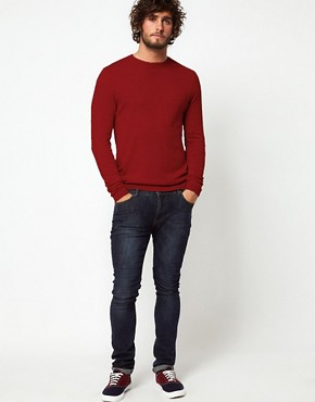 Image 4 ofASOS Crew Neck Jumper