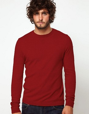 Image 1 ofASOS Crew Neck Jumper