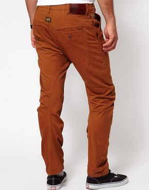Image 2 ofG Star Chinos Tapered Fit