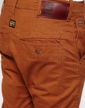 Image 3 ofG Star Chinos Tapered Fit