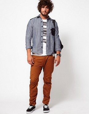 Image 4 ofG Star Chinos Tapered Fit