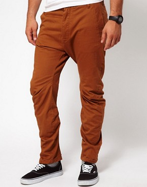 Image 1 ofG Star Chinos Tapered Fit