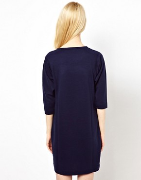 Image 2 ofWhistles Delilah Milano Dress