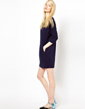Image 4 ofWhistles Delilah Milano Dress