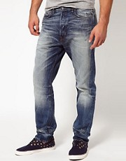 Vivienne Westwood Anglomania For Lee Jeans Drop Crotch