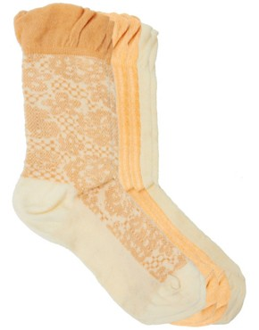 Image 3 of ASOS 3 Pack Modal Ankle Socks