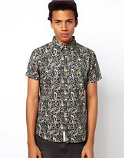Bellfield Shirt With Paisley Print