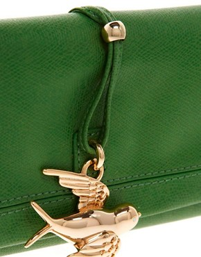 Image 4 ofJuicy Couture Leni Charm Clutch Bag