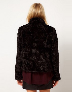 Image 2 ofOasis Faux Fur Coat