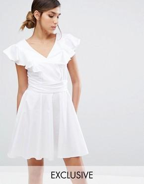 Платье Белое Купить