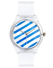 May28th Graphic Stripe Watch
