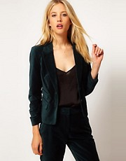 ASOS Velvet Tux Blazer