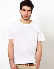 Gant Rugger T-Shirt with One Pocket