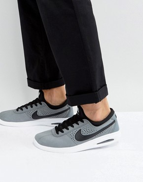 Nike SB Bruin Max Vapor Trainers In Grey 882097-002