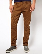 Diesel Trousers Thavar Slim 5PKT