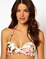 MinkPink Sadie 50s Moulded Bikini Top