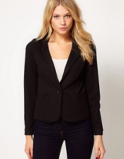 ASOS Blazer In Ponte