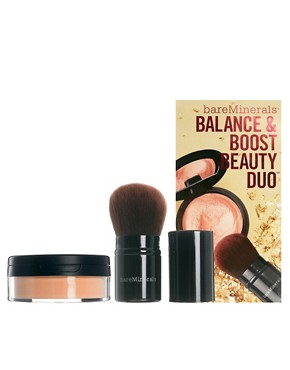 Image 1 ofbareMInerals Limited Edition Balance &amp; Boost Duo