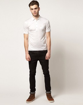 Image 4 ofFarah Vintage Ives Polo Shirt