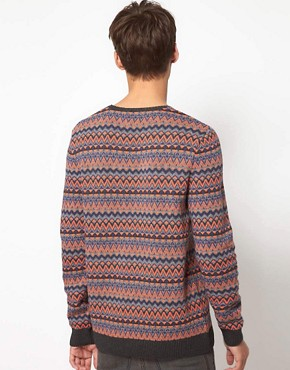 Image 2 ofASOS Lightweight Fairisle Jumper