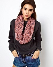 ASOS Heart Print Snood