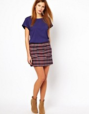 Vero Moda Stripped Bodycon Skirt