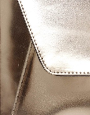 Image 3 ofASOS Mirror Metallic Laptop Case