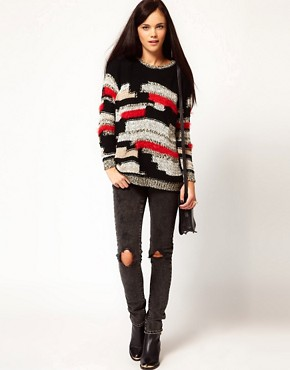 Image 4 ofRiver Island Blogger Jumper