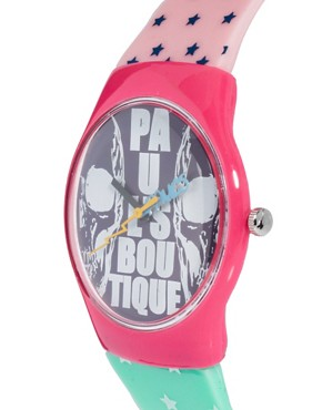 Image 4 ofPaul&#39;s Boutique Star Print Watch