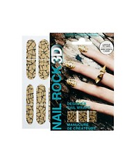 Nail Rock 3D Glitter Designer Wraps