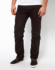 Diesel - Darron 93R - Jeans slim effetto consumato