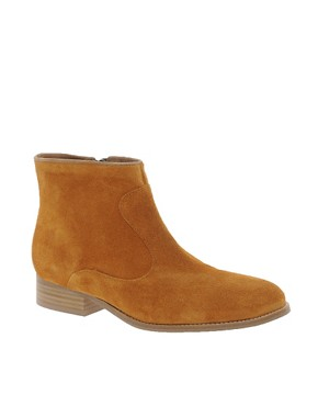 Image 1 ofSessun Primavera Pull On Ankle Boots