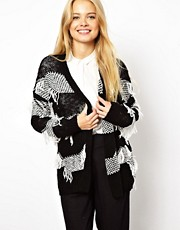 ASOS Fringe Festival Cardigan