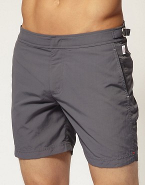 Image 1 ofOrlebar Brown Bulldog Swim Shorts