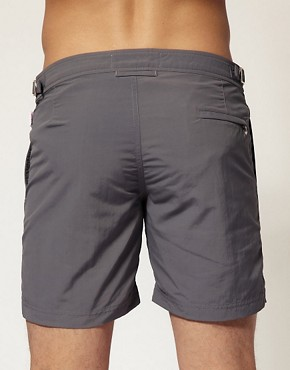 Image 2 ofOrlebar Brown Bulldog Swim Shorts