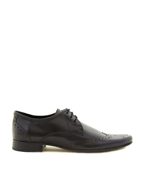 Image 4 ofASOS Brogues in Leather