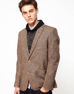 Image 1 ofMinimum Tweed Blazer