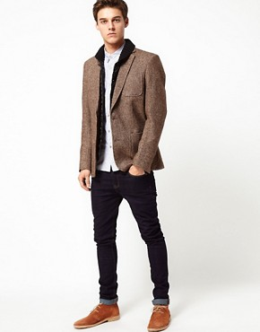 Image 4 ofMinimum Tweed Blazer