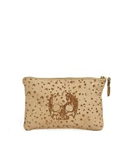 Zadig &amp; Voltaire Uma Pouch Clutch Bag