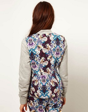 Image 2 ofASOS Africa Peplum Jacket